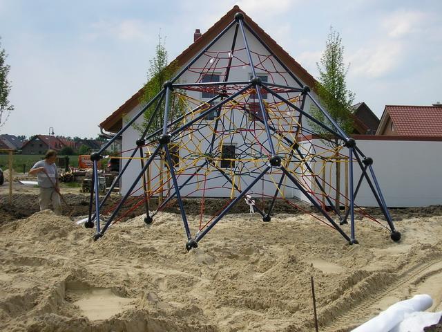 SMB Fachwerkpyramide Dufourspitze